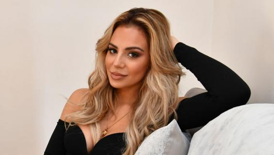 Sofia Belorf elää ökyelämää Niko-rakkaansa kanssa.