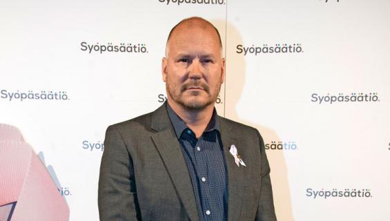 Janne Virtanen elää päivän kerrallaan.