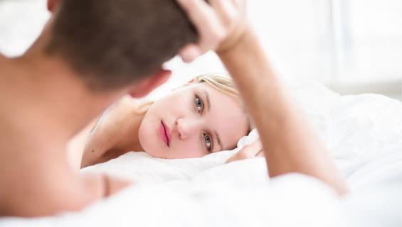 Seksi voi auttaa yli erosta