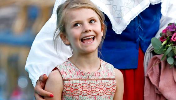 Ruotsin prinsessa Estelle