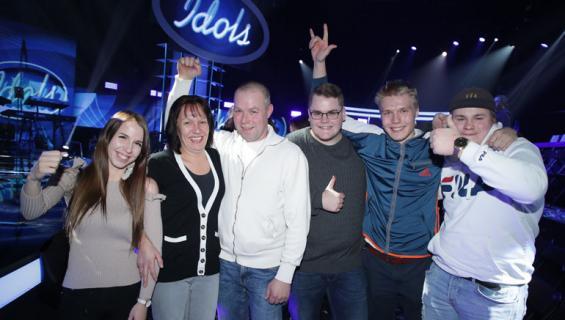 Patrik Blombergin perhe