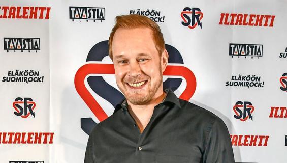 Janne Niinimaa palkittiin.