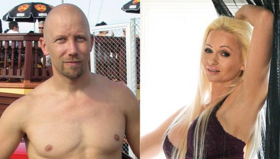 Mr. Lothar ja Cindy Sun