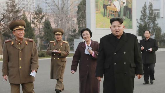 Kim Jong-unista povataan kauneusikonia.