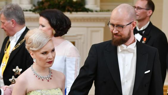 Iris Flinkkilä ja Touko Aalto