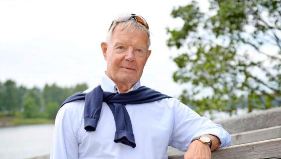 Heikki Kahila muistelee uraansa.