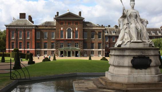Kensingtonin palatsi