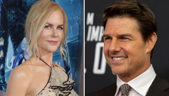 Nicole Kidman ja Tom Cruise