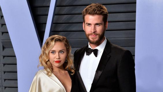 Miley Cyrus ja Liam Hemsworth