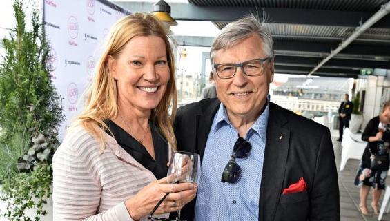 Niina Koski ja Pertti Salolainen