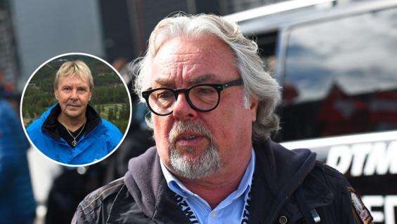 Keke Rosberg oli Matti Nykäsen manageri.