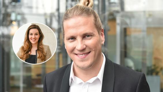Michaela Söderholmiin yhdistetty Sami Kuronen osti tummaa suklaata.