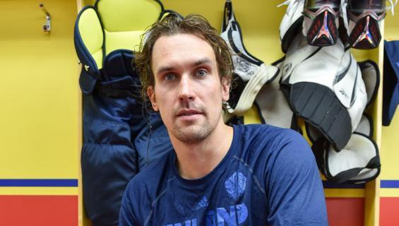 Sami Lepistö sijoitti NHL-rahansa asuntoon.