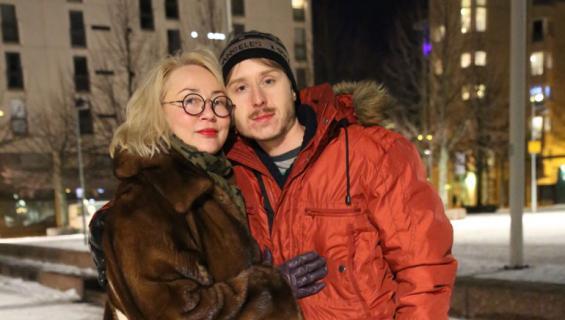 Susanna Indren ja Samuli-rakas selättivät aviokriisin.