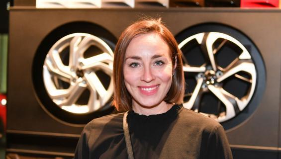 Anni Hautala hävitti autonsa.