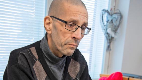 Jarmo Pellinen sairastaa parantumatonta syöpää.