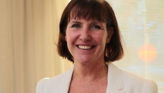 Marja Aarnio-Isohanni asuu Espoossa ökytalossa.