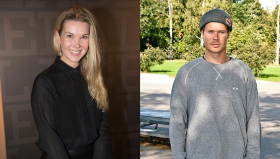 Tuija Pehkonen ja Eero Ettala muuttivat jouluksi yhteiseen kotiin.
