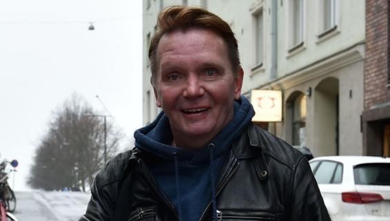 Epilepsiakohtaus vei Mikko Rasilan sairaalaan.