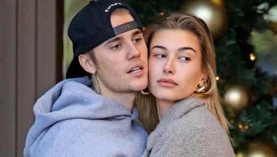 Justin ja Hailey Bieber