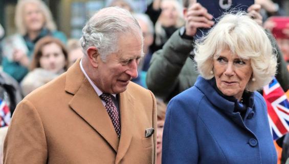 Walesin prinssi Charles ja Cornwallin herttuatar Camilla