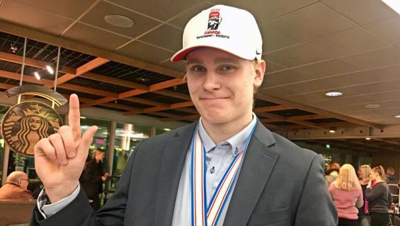 Kaapo Kakosta saattaa hyvinkin tulla ensimmäinen suomalainen NHL:n ykkösvaraus.