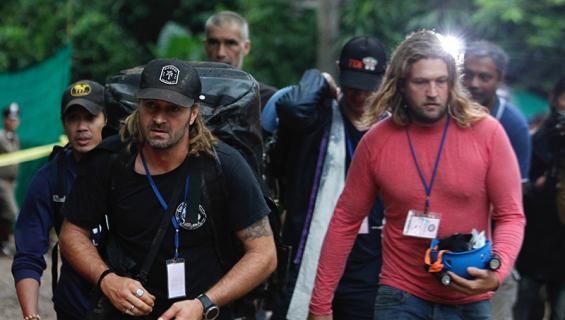 mikko paasi thaimaan pelastusoperaatiossa