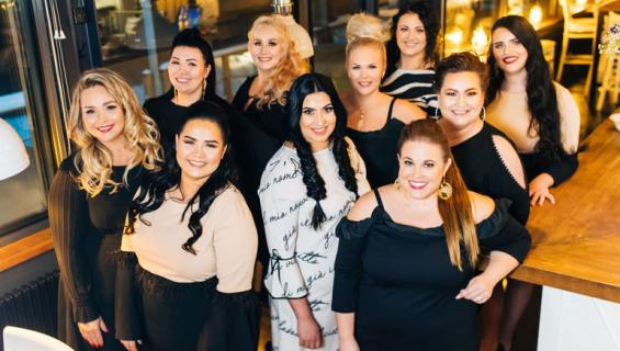 Miss Plus Size -finalistit 2019