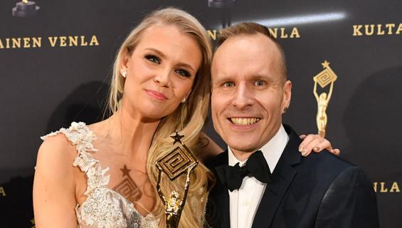 Susanna Laine ja Mikko Kekäläinen