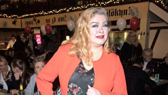 Tarja Smura juhli ex-miehensä kanssa.