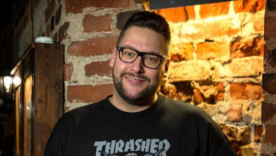 Timo Vuorensola tunnetaan Iron Sky -elokuvista.