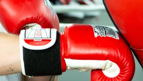 Nyrkkeilijät iskevät Vantaalla.
