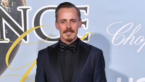 Jasper Pääkkönen Hollywood for Science -gaalassa Beverly Hillsissä.