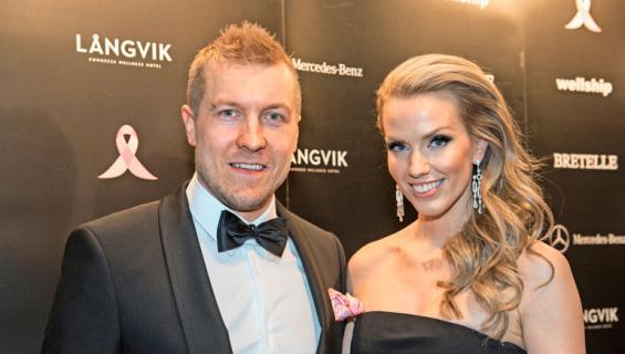 Niklas Hagman ja Piritta Hagman asuvat edelleen yhdessä.