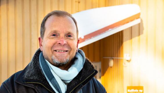 Jussi Kinnunen joutui teho-osastolle 22 vuotta sitten.