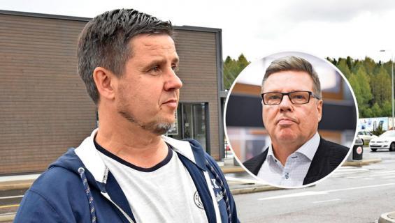 Jari Aarnion naapuri Kenneth Väyrysen varasto tutkittiin.