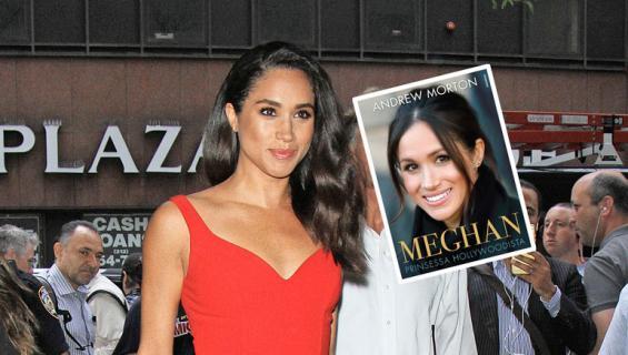Meghan Marklesta julkaistiin paljastuskirja.