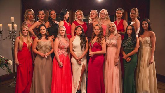 Bachelor Suomen naiset