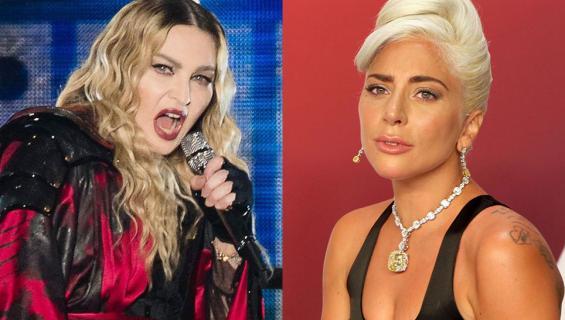 Madonna ja Lady Gaga