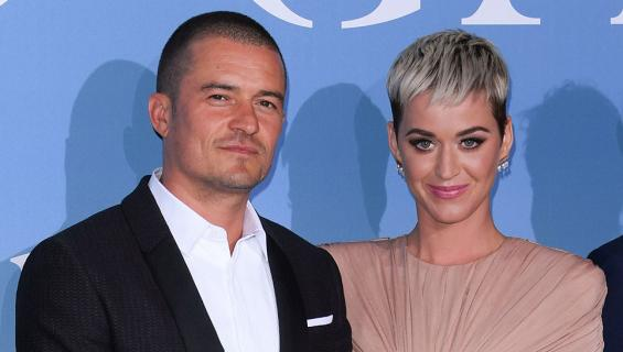 Orlando Bloom ja Katy Perry