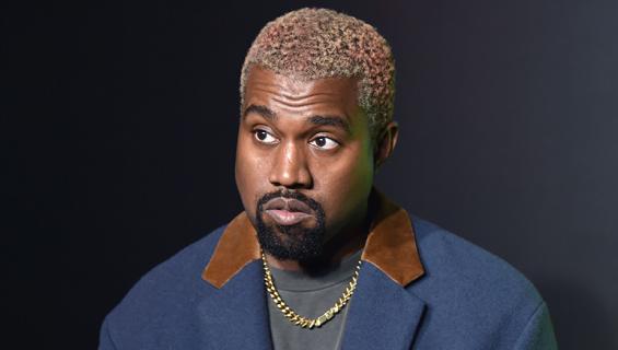 Kanye Westin kirjava tukka hämmensi Kaliforniassa.