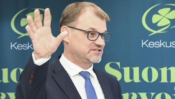 Juha Sipilä jättää hallituksen eronpyynnön 8.3.2019