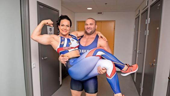Aikku ja Antti ovat Gladiaattoritpariskunta.