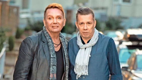 Mikko Rasila ja Marc Sirviö haaveilevat lapsesta.