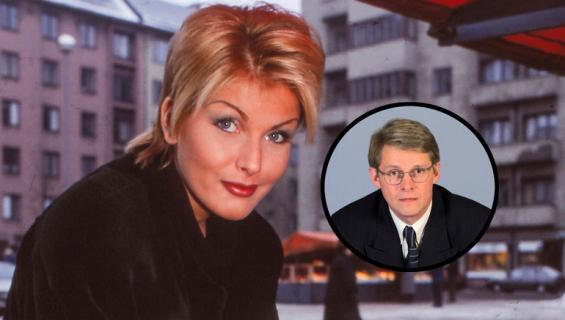 Tanja Vienosella oli suhde Matti Vanhasen kanssa.