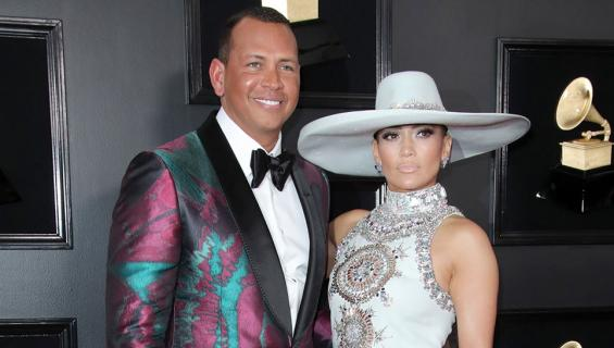 Alex rodriguez ja Jennifer Lopez