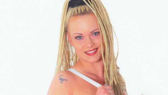 Tähtityttö Lissu vuonna 1999.