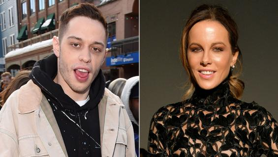 Pete Davidson ja Kate Beckinsale
