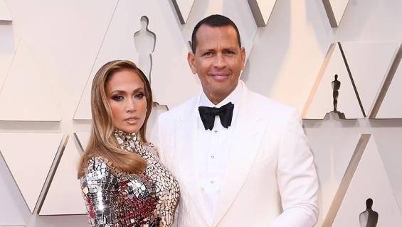 Jennifer Lopez ja Alex Rodriquez.