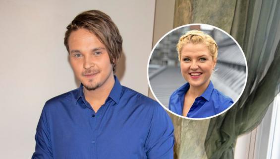 Roope Salminen ja Helmi-Leena Nummela nähtiin pysäkillä.